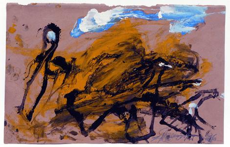 Emil Schumacher GE-2/1996