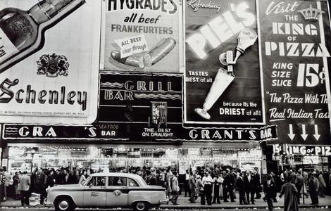 Grant's Bar, New York