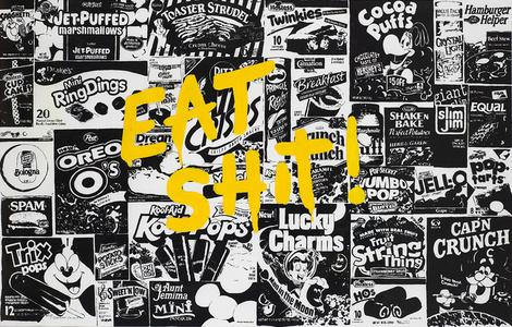 Eat Shit!