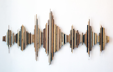 Sound Ocean Wood