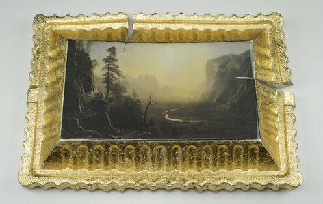 Preservation & Use (Yosemite Valley, Glacier Point Trail, 1873, Albert Bierstadt)
