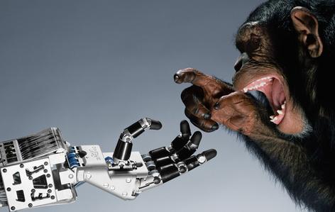 Robotic Hand, Salt Lake City, Utah