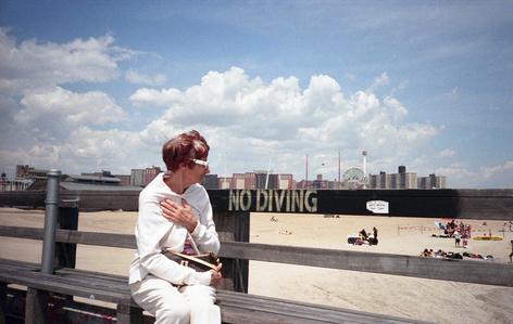 No Diving, Coney Island