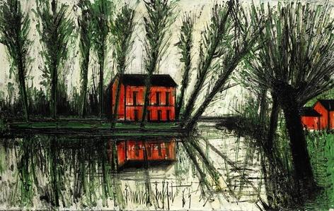Maison près de l'étang