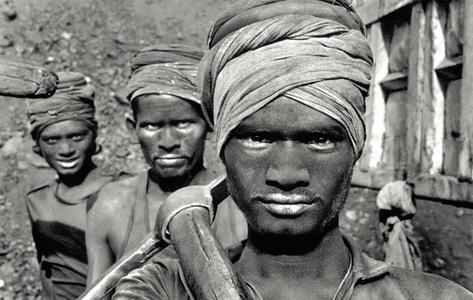 Coal Mining, Dhanbad, Bihar, India