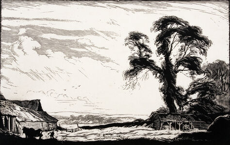 A Sussex Farm, 1940