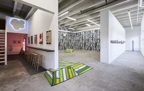 Richard Woods - Building Landscapes