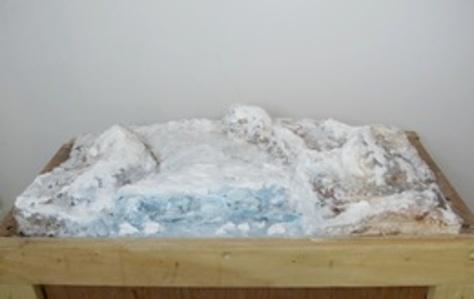 En Plein Air: Magdalenafjord, Gravneset (Grave Nose) I