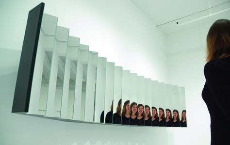 Self-Centered Mirror!