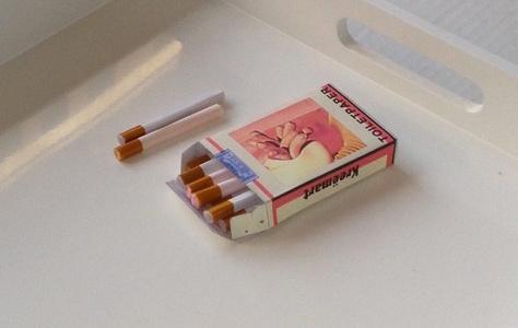 Bubblegum Cigarettes