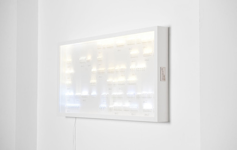 Collection of Light, led 300
