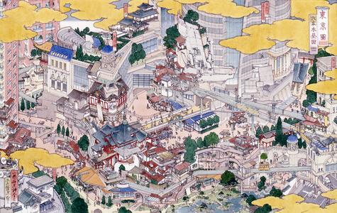 Tokei (Tokyo): Roppongi Hills