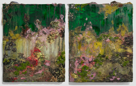 Untitled ( Green 1& 2)