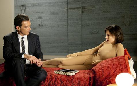 Scene from The Skin I Live In, directed by Pedro Almodóvar