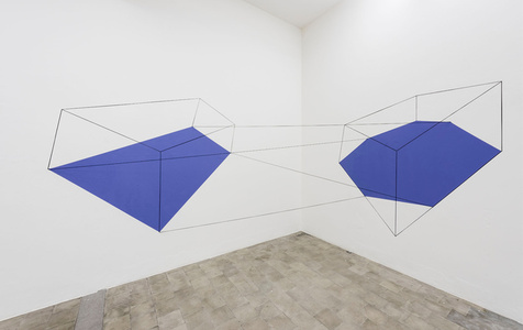 Installation at the Pratt Institute, New York