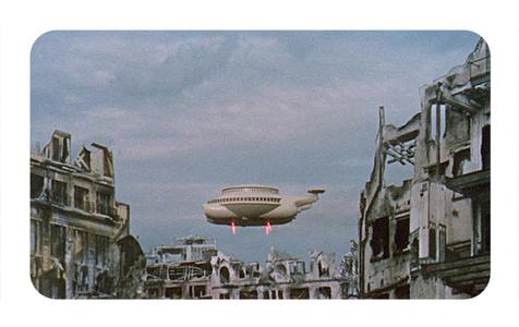Arquitecturas del futuro pasado