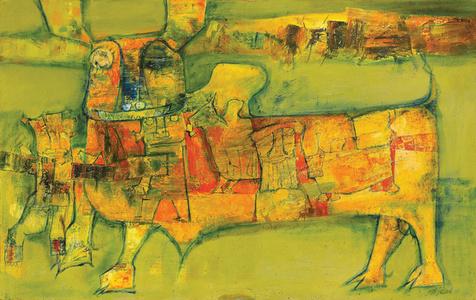 Festival Bull