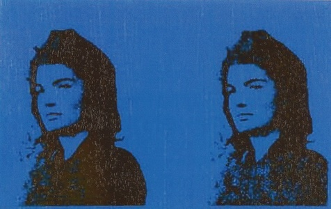Andy Warhol, 'Two Jackies'