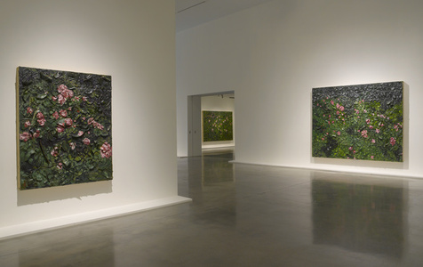Julian Schnabel: New Plate Paintings