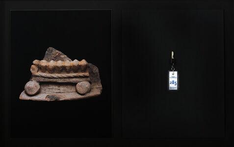 Inserción arqueológica 285