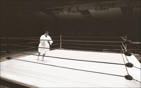 Muhammad Ali, Shadowboxing (Madison Square Garden, NYC)