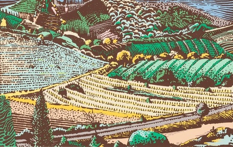 Tuscan series (three works)