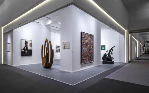 Waddington Custot at TEFAF Maastricht 2017