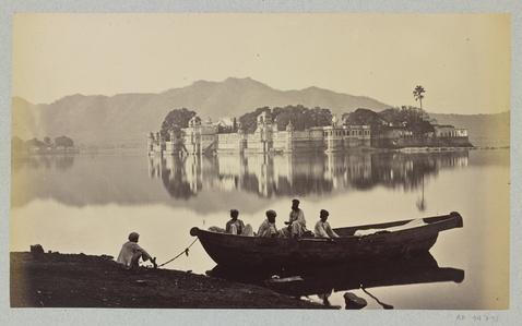 Rajasthan, le Jag Nivas