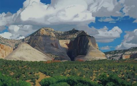 Maynard's View (Mt. Carmel, UT)