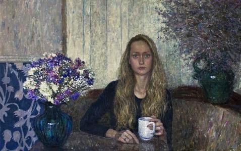 Portrait of Alina