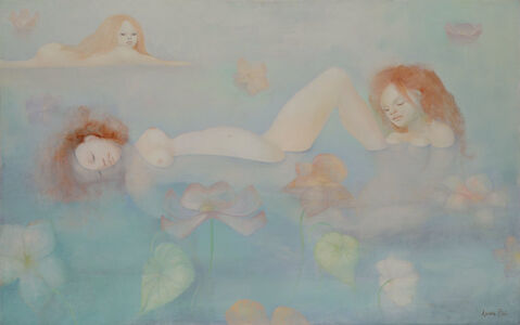 Les Baigneuses (The bathers)