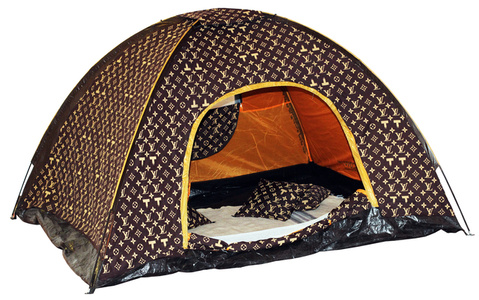 Louis Vuitton Tent
