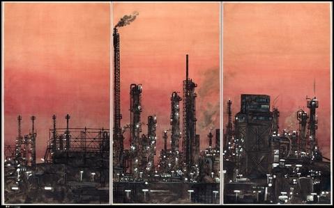 Crying Landscape: Refinery 会叫的风景