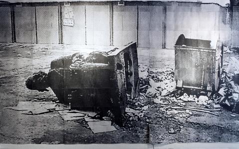 Abolición del monumento