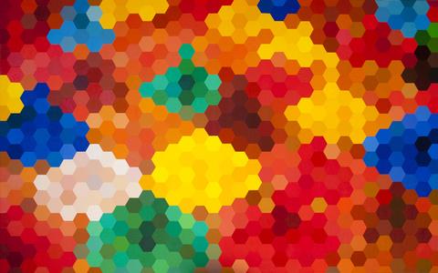 Monte de Color