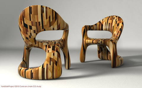 Corsican Chairs