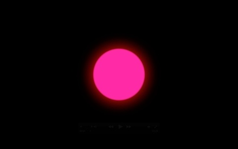 Untitled (Pink Dot)