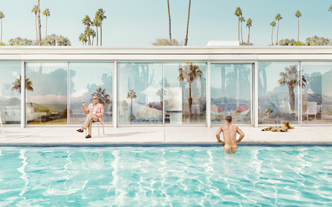 Palm Springs # 2, 2015 Under the Sun