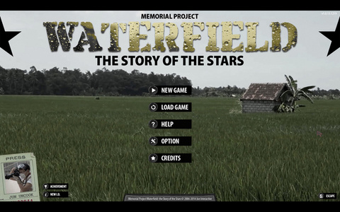 Memorial Project Waterfield: The Story of the Stars