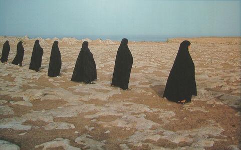 Rapture series (women in a line)