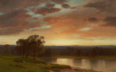 Twilight, Valley of the Genesee