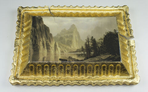 Preservation & Use (Merced River, Yosemite Valley, 1866, Albert Bierstadt)