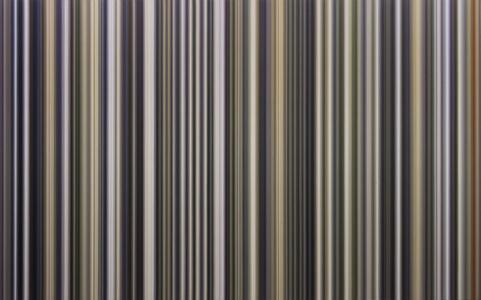 400 Stripes as [Untitled#1(Lavender Mist)]