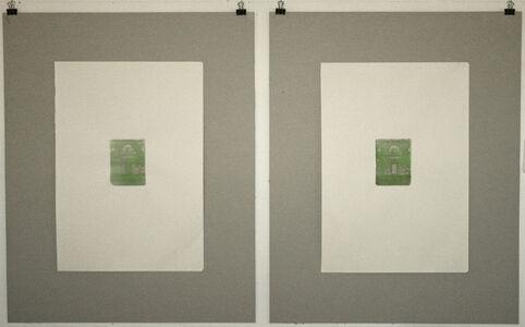Trasposizione di acidi del negativo di una immagine.