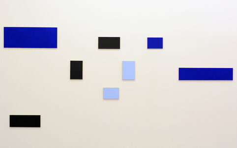 Symmetrische en Asymmetrische Dag en Nacht reeks (blauw)