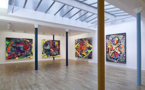 """""""Franz Ackermann: New Work"""""""