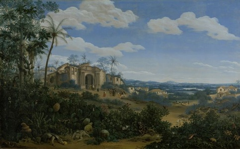 View of Olinda, Brazil