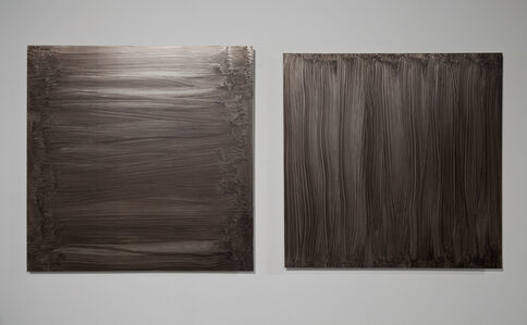 Non Painting Painting (Diptych)