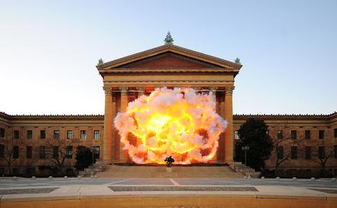 Fallen Blossoms: Explosion Project