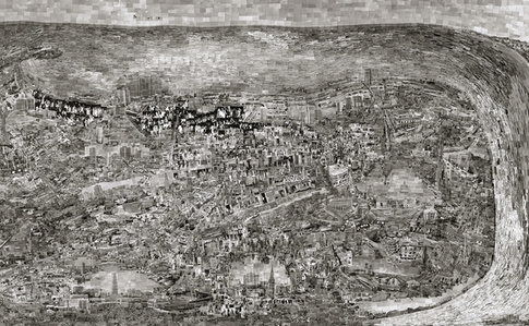 Diorama Map Havana
